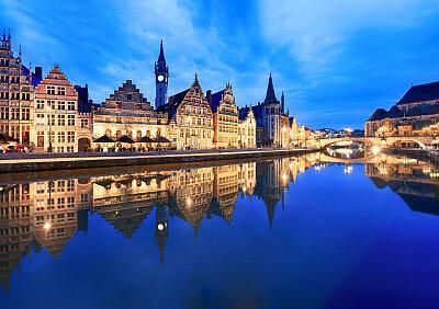 比利时探亲签证