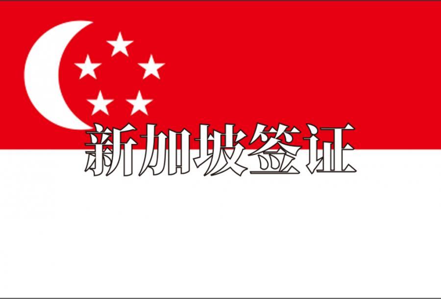 新加坡单次旅游签证