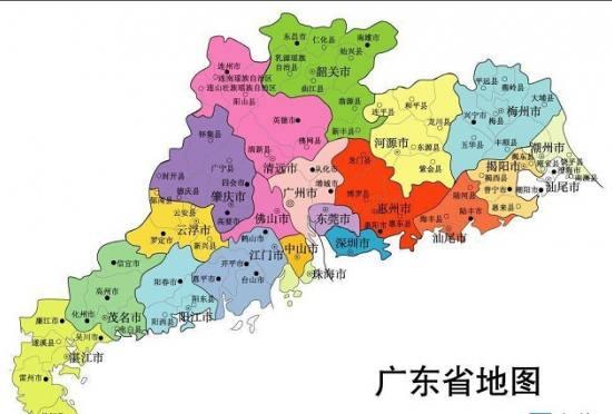 合肥到广东旅游
