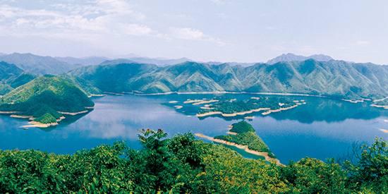 合肥到太平湖旅游