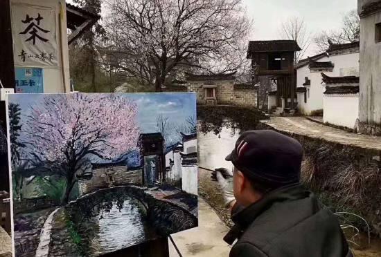 合肥到查济古村旅游